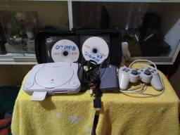 Playstation one completo !!!!!