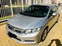 Honda Civic 2014 financio em até 60x
