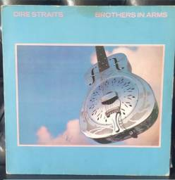 Título do anúncio: LP Vinil - Dire Straits - Brothers in Arms