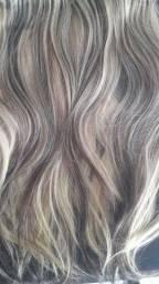 Faixinhas mega hair