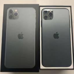 IPhone 11 Pro 512GB Verde Meia-Noite