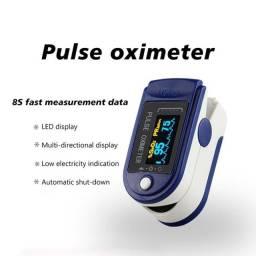 Oxímetro de Dedo para a Medição de Oxigênio.