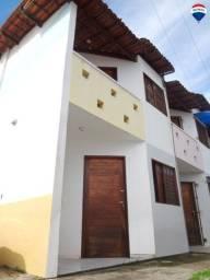 Casa duplex, 70 m² por R$ 165.000 - Massagueira - Marechal Deodoro/AL