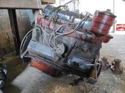 Motor de jeep 6 cilindros