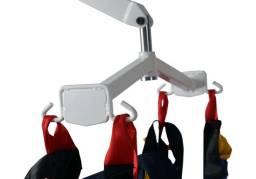 O Guincho/Elevador manual e hidráulico para acamados D5000