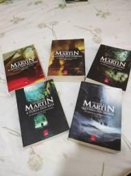 Box Livros Game off Thrones
