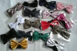 Vendo Pacote com 50 gravatas borboletas infantil NOVAS