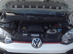 Sucata Vw up connect  1.0 tsi 12v 3cc flex 4p manual 2020