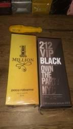 perfumes importados 50ml. 3x por 100,00