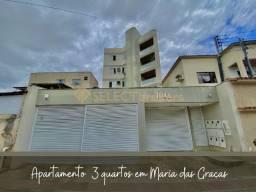 Apartamento 3 quartos a venda em Maria das Graças