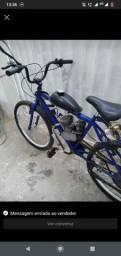 Bicicleta motorizada v/t