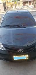 Toyota Etios 1.3 X Manual - Carro único dono - Não fumante