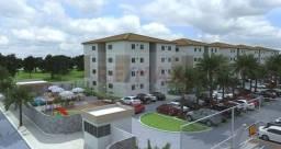 Apartamento com 2 dormitórios à venda, 58 m² por R$ 105.000,00 - Vila Tibiri - Santa Rita/
