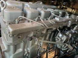 Motor MWM série X 6 cil