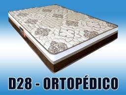 Título do anúncio: Colchão ortopedico D28 Casal - NOVO