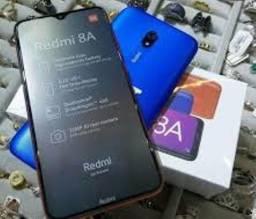 Lacrados Redmi 8A 64 GB/3GB Ram Índia Branco/Azul