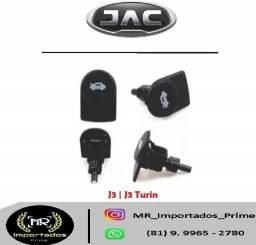 Puxador Alavanca Destrava Abertura Capo Dianteiro Jac J3