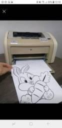 Impressora HP jet 1020 meu Whatsapp  *