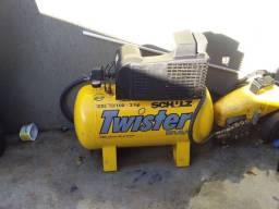 Compressor schulz 10/100 2 hp