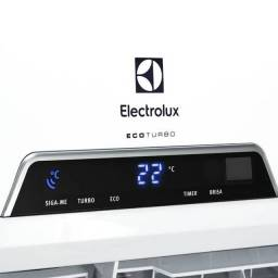 Ar condicionado Electrolux.
