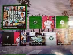 GTA V + FIFA 20 xbox one