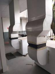 Dutos e Duteiros empleiteiro de dutos de ar condicionado Central