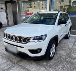 Jeep Compass 2017 único dono