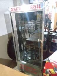 máquina de assar carne a gás - preço bom!