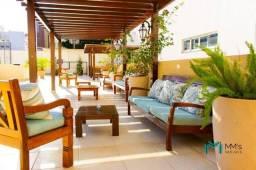 Cobertura com 4 dormitórios à venda, 280 m² por R$ 1.500.000,00 - Centro - Cascavel/PR