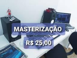 Masterização