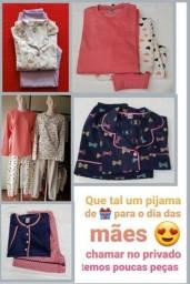 Vendo pijamas adulto e infantil  preços variados