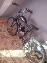 Vendo bike motorizada.