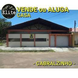 ALUGA CASA - CABRALZINHO
