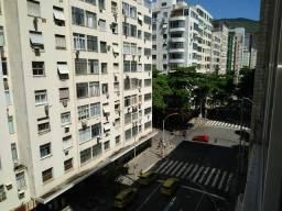 Apartamento Copacabana 80 mts da praia