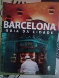 guia da cidade - Barcelona