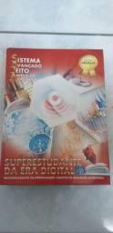 livro do estudante+dois dicionário português e Inglês e cd +mapa do Brasil+mini manual