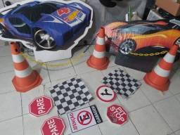 Decoração infantil carros