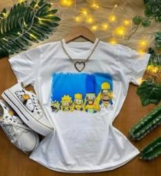 Vendo T-shirt de ótima qualidade