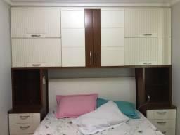 Guarda roupa completo e armário para cabeceira