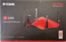 Roteador D-Link Roteador Wireless AC3200 DIR-890L