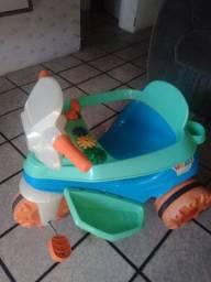 Velotrol para criança