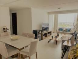 Apartamento com 110 m² em excelente localização às margens do Açude Velho !!!