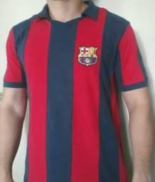 Camisa Retrô Barcelona s/n°