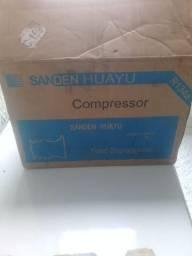 Compressor de ar condicionado automotivo 7h15