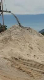 Areia lavada pedra areola pó de pedra barro areola aceitamos cartão zap964190259