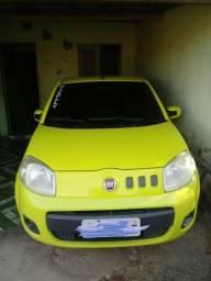 Vende-se Fiat uno 24.000 mil - 2010