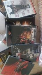 DVD diversos mais de 100