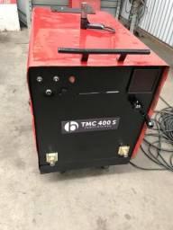 Máquina de Solda Mig Tmc 400 Bambozzi