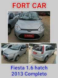 Fiesta hatch 1.6 Completo - 2013