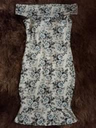Vestido e conjunto short/blusa